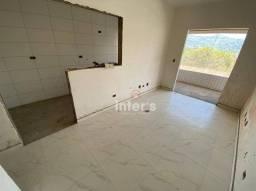 Apartamento com 2 dormitórios à venda, 63 m² por R$ 250.000 - Vila Caiçara - Praia Grande/