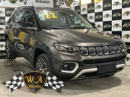 Título do anúncio: Jeep compass 2022 2.0 td350 turbo diesel limited at9