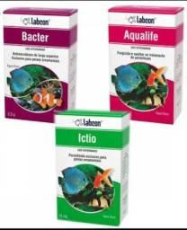 Kit Aqualife/Ictio/Bacter