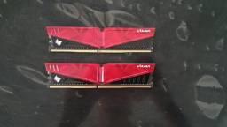 Memória RAM 16gb (2x8) Pichau T-Force 3000 MHZ