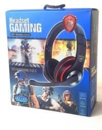 Fone Ouvido Headphone Gamer Pc Celular Headset Jogo Gm/005