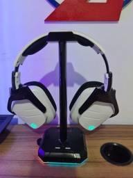 Headset Gamer Logitech G933 Snow 7.1 Sem Fio