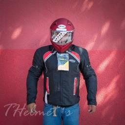Jaqueta de moto Masculina
