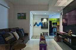 Apartamento à venda com 3 dormitórios em Santa efigênia, Belo horizonte cod:ALM1655
