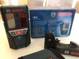 Sensor Nivel Laser BOSCH LR2 sem uso! Novo