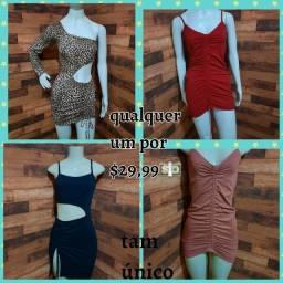 Vestidos $29,99