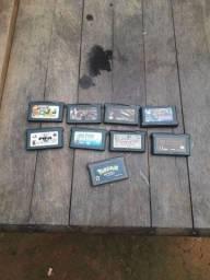 Jogos de Nintendo geme boy