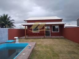 Casa de 2 quartos com área gourmet e piscina em Unamar- Cabo Frio - RJ C018-3