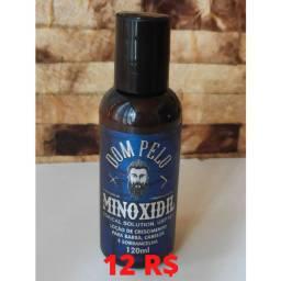 Minoxidil 10% Dom Pelo Direto Da Fábrica