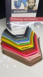 Título do anúncio: Pulseiras mi Band 5