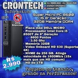 Super Micro PC 8600