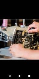 Técnico em maquina de costura