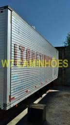 BAÚ carga seca Toco / Truck 8mts