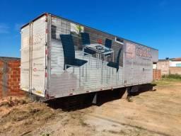 Bau Cargo Van 76 m3