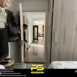 Apartamento com 4 dormitórios à venda, 89 m² por R$ 480.000 - Tambaú - João Pessoa/PB