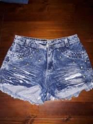 Shot Jeans