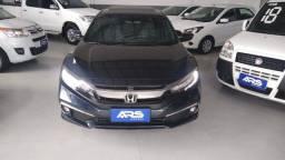 Civic ELX 2017 aut. / completo-flex+gnv com IPVA 2021 pago /Ent+48× 2,050,92