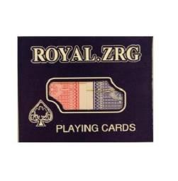 Título do anúncio: Baralho Papel Royal Zrg 018-P