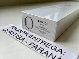 Apple Watch Series 3 38 mm Cinza. Novo