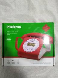 Telefone Retrô Intelbras TC 8312 NOVO!