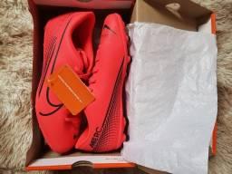 Chuteira Nike Mercurial Original Novo Oportunidade