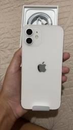 Vendo iPhone 12 64gb branco lacrado