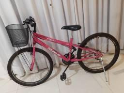 Bicicleta Aro 24 18 marchas
