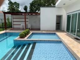 Vendo Casa Luxuosa com Campo de Futebol no Residencial Castanheira