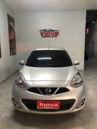 Nissan March completão 2018 financiamento on-line