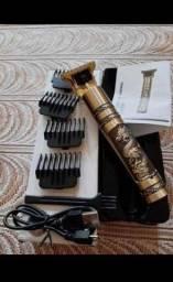 Maquina de barbear e depilar Dragão Nova