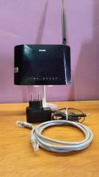 Roteador D-Link DIR-610 - 1 antena