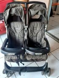 Carrinho de gêmeos 180 reais