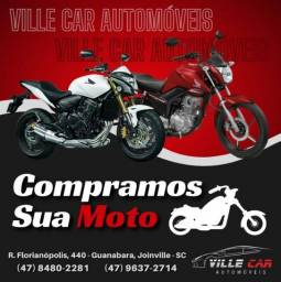 Título do anúncio: Compramos motos acima de 2012 Pagamento Avista