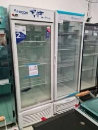 Título do anúncio: Freezer vertical porta de vidro  - vendedor Dheyson Paulo