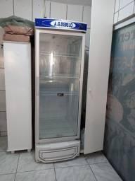 Vendo Freezer para congelados ela.e.dupla refrigera e congela