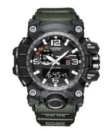 Relógio sport estilo g-shock