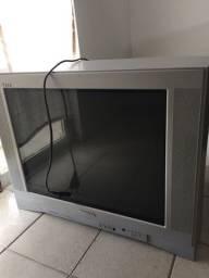 Vendo TV tubo com conversor digital