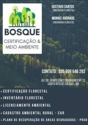 Serviços Florestais e Ambientais