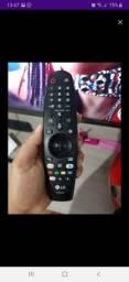 Smart tv lg 4k bluetoof comando de voz