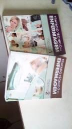 Livros técnicos de enfermagem