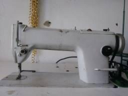 Máquina de costura reta industrial Transporte simples