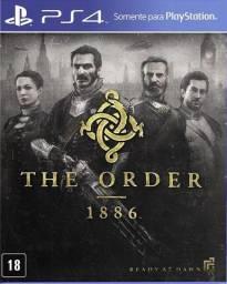 Título do anúncio: The Order 1886 de Ps4
