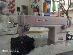 Título do anúncio: Máquina de Costura Reta Silver Star