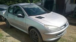 Peugeot 206 2006 completo