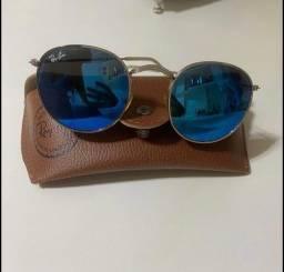 Óculos Ray Ban espelhado