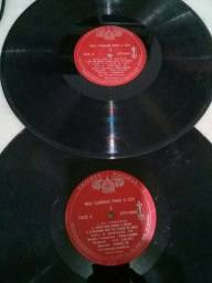 4 discos de vinil