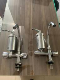 Torneira de mesa com filtro - Forusi