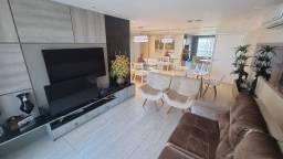 Título do anúncio: Apartamento para venda com 161 metros quadrados com 3 quartos em Guararapes - Fortaleza -