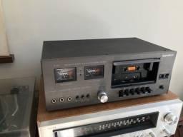 Tape Deck Gradiente s-125 (para conserto)