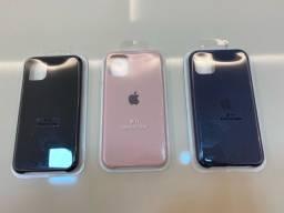 Capinha iPhone 11 Silicone Case